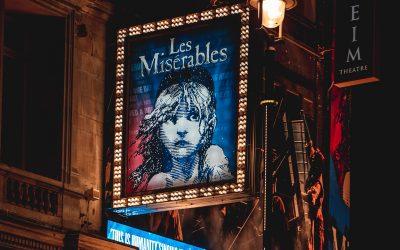 Entertainment Corner: Mercy and Grace in Les Misérables