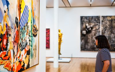 What Does Modern Art Say about Our Culture?