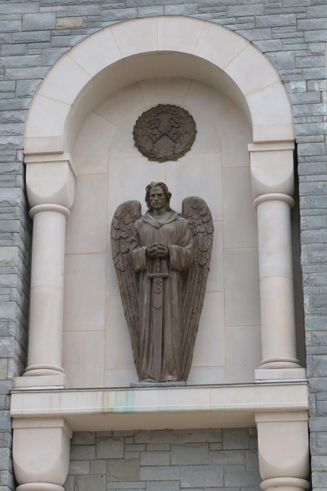 St. Gabriel statue