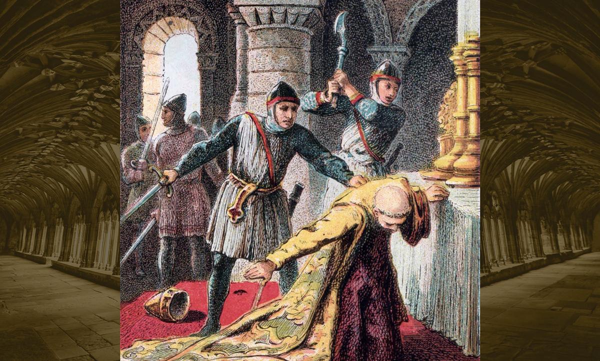 Murder of Thomas A Becket