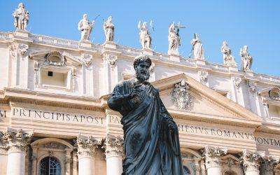 Saints Don't Take Holidays (though Writers Do)
